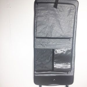 Callaway Black Travel Clothing Garment Hanger Bag